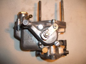 Restauro carburatore Weber 26 IMB 10 per Fiat 500 euro 80 - CARBURATORI GERMANI